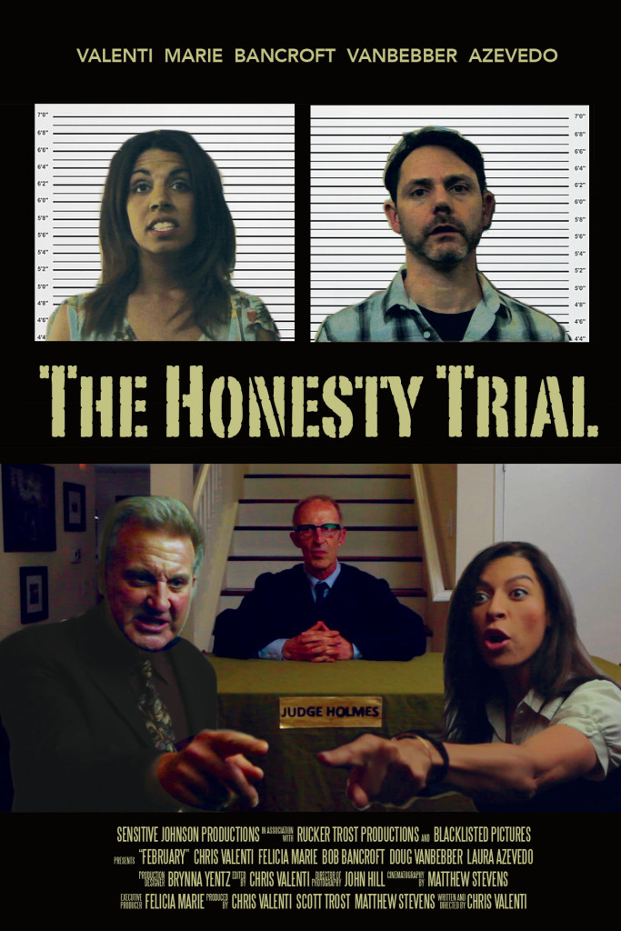 Honesty Trial Poster